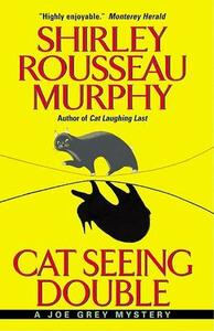 Cat Seeing Double - Shirley Rousseau Murphy - cover