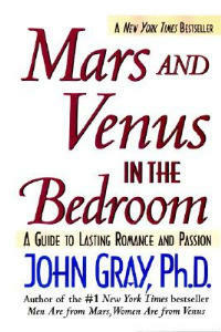 Mars and Venus in the Bedroom - John Gray - cover