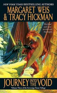 Journey Into the Void - Margaret Weis,Tracy Hickman - cover