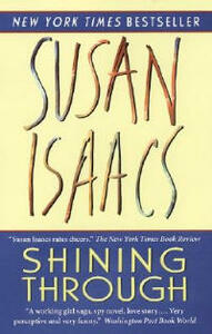 Shining Through - Susan Isaacs - cover