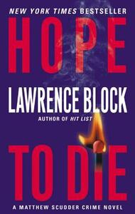 Hope to Die - Lawrence Block - cover