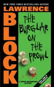 The Burglar on the Prowl - Lawrence Block - cover