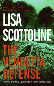 The Vendetta Defense - Lisa Scottoline - cover