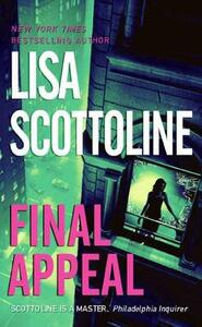 Final Appeal - Lisa Scottoline - cover