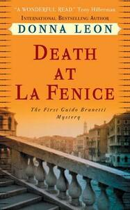 Death at La Fenice - Donna Leon - cover