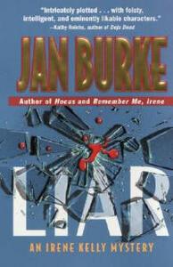 Liar - Burke - cover
