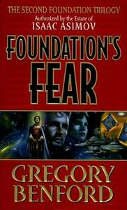 Foundation's Fear - Gregory Benford - cover