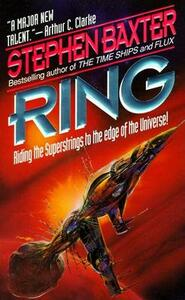 Ring - Stephen Baxter - cover