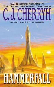 Hammerfall - C. J. Cherryh - cover