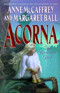 Acorna: The Unicorn Girl - Mccaffrey - cover