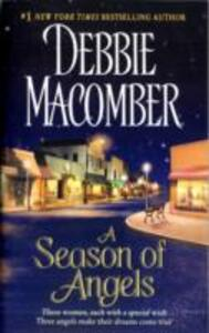 A Season of Angels - Debbie Macomber - cover
