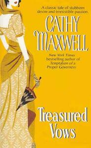 Treasured Vows - Cathy Maxwell - cover