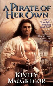 A Pirate Of Her Own - Kinley MacGregor - cover