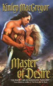 Master of Desire - Kinley MacGregor - cover