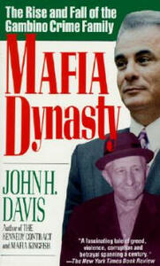 The Mafia Family - John H. Davis - cover