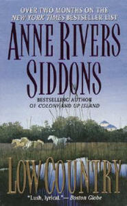 Low Country - Anne Rivers Siddons - cover
