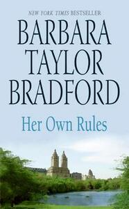 Her Own Rules - Barbara Taylor Bradford - cover
