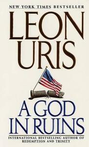A God in Ruins - Leon Uris - cover
