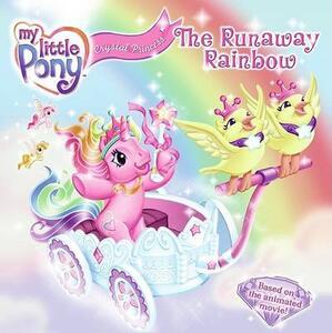 Crystal Princess: The Runaway Rainbow - cover