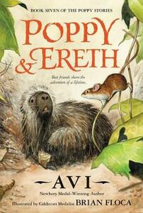 Poppy and Ereth - Avi - cover