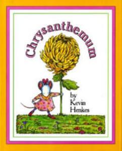 Chrysanthemum Big Book - Kevin Henkes - cover