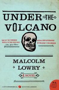 Under the Volcano - Malcolm Lowry - cover