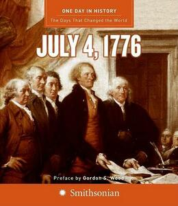 July 4, 1776 - Rodney P Carlisle - cover
