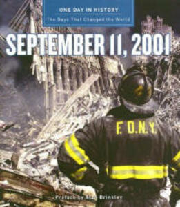 One Day in History: September 11, 2001 - Rodney P Carlisle - cover