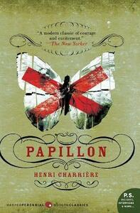Papillon - Henri Charriere - cover