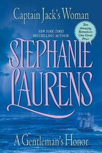 Captain Jack's Woman and a Gentleman's Honor - Stephanie Laurens - cover