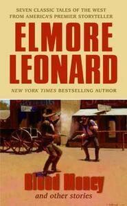 Blood Money - Elmore Leonard - cover