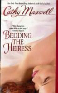 Bedding the Heiress - Cathy Maxwell - cover