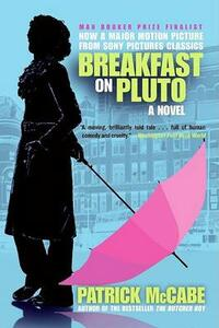 Breakfast on Pluto - Patrick McCabe - cover