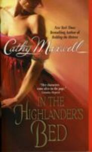 In the Highlander's Bed - Cathy Maxwell - cover