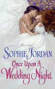 Once Upon A Wedding Night - Sophie Jordan - cover