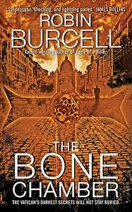 The Bone Chamber - Robin Burcell - cover