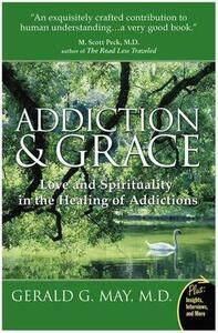 Addiction And Grace: Love And Spirituality In The Healing Of Addictions - Gerald G. May - cover