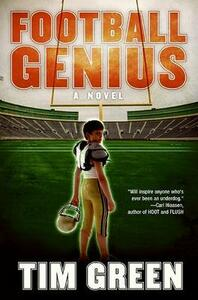 Football Genius - Tim Green - cover