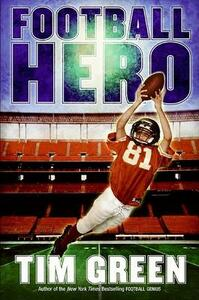 Football Hero - Tim Green - cover
