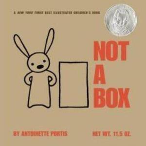 Not A Box - Antoinette Portis - cover