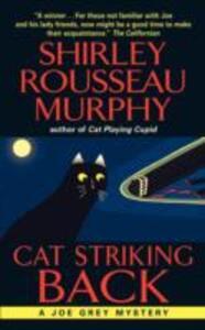 Cat Striking Back - Shirley Rousseau Murphy - cover