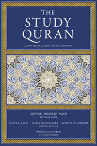 The Study Quran: A New Translation and Commentary - Seyyed Hossein Nasr - cover