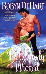 Deliciously Wicked - Robyn DeHart - cover
