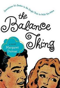 The Balance Thing - Margaret Dumas - cover
