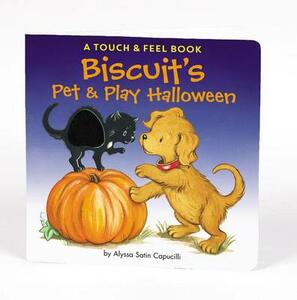 Biscuit's Pet & Play Halloween - Dan Andreasen,Alyssa Satin Capucilli - cover