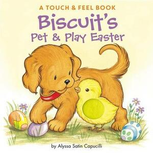Biscuits Pet & Play Easter - Alyssa Satin Capucilli - cover