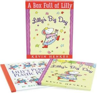 Box Full of Lilly - Kevin Henkes - cover