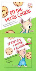 If You Give a Mouse a Cookie - Laura Joffe Numeroff - cover