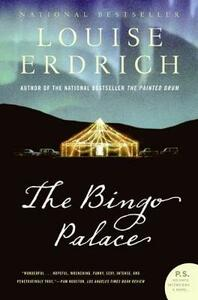 The Bingo Palace - Louise Erdrich - cover