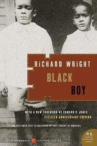 Black Boy - Richard Wright - cover